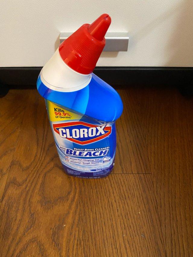 🌟清洁马桶🚽的两样秘密武器🌟