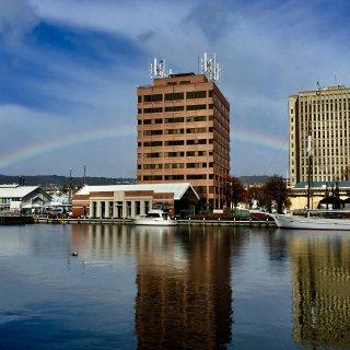 梦回Hobart