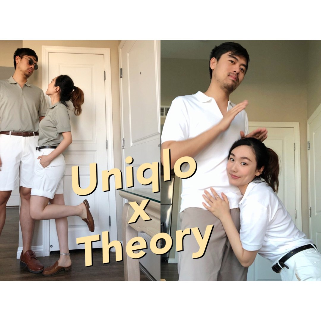 【情侣穿搭】Uniqlo x Th...