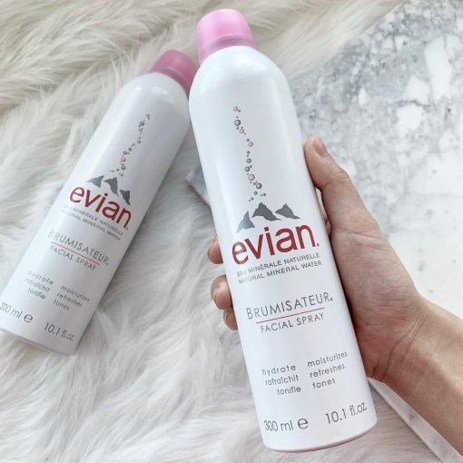Evian喷雾 | 办公室补水必备神器 💠便宜不心疼💠