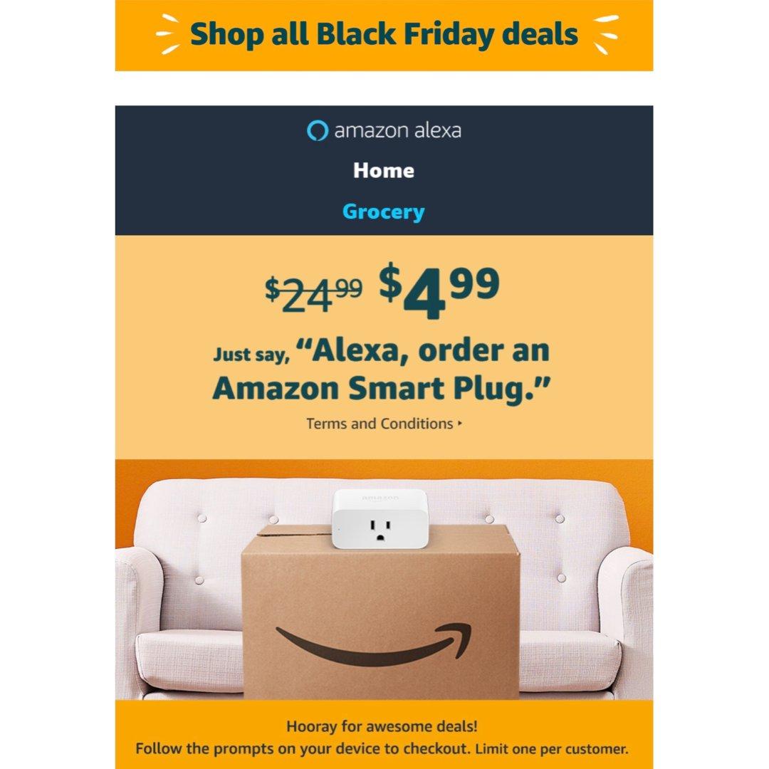 $4.99的Amazon Smar...