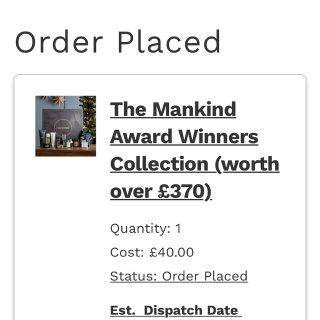 Mankind4折礼包