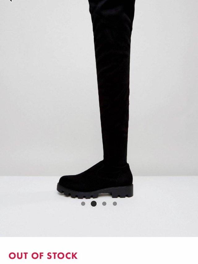 asos长靴13磅
