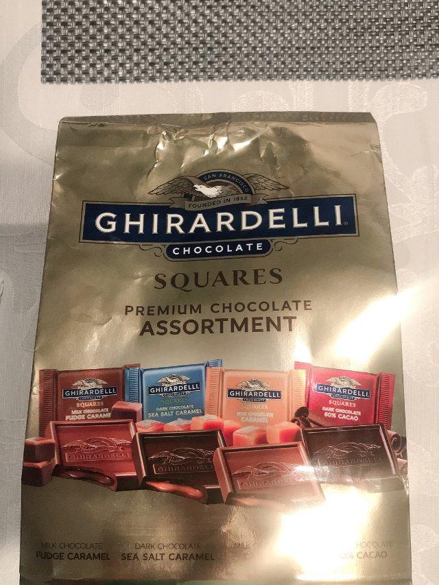 Ghirardelli 巧克力