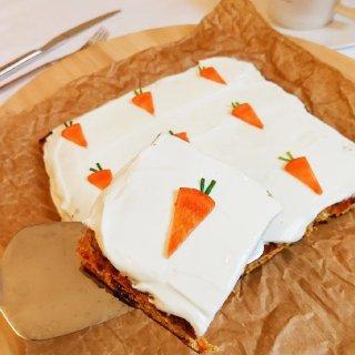 减脂无糖油无面粉   超高纤胡萝卜蛋糕...