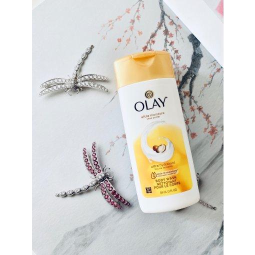 护肤|Olay乳木果沐浴露(free)