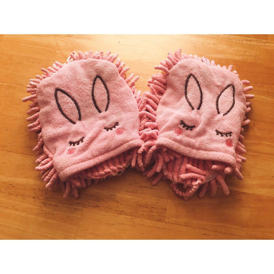 daiso好物,超可爱的隔热手套