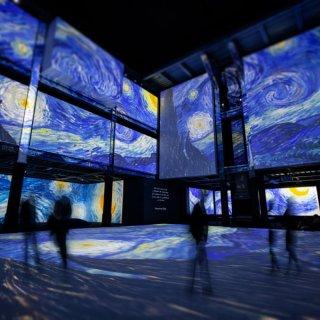 悉尼福利🥳梵高数字画廊9.18登陆 预售...