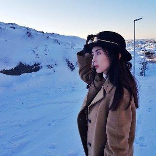 OOTD 冬天的最后一场雪 ...