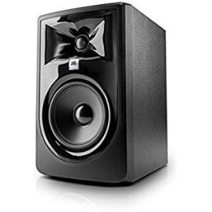$89.99 包邮JBL LSR305 有源监听音箱