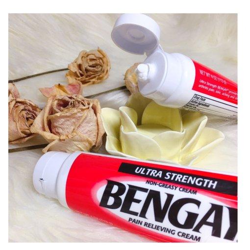 Bengay特强配方热感渗透止痛膏——你值得拥有!