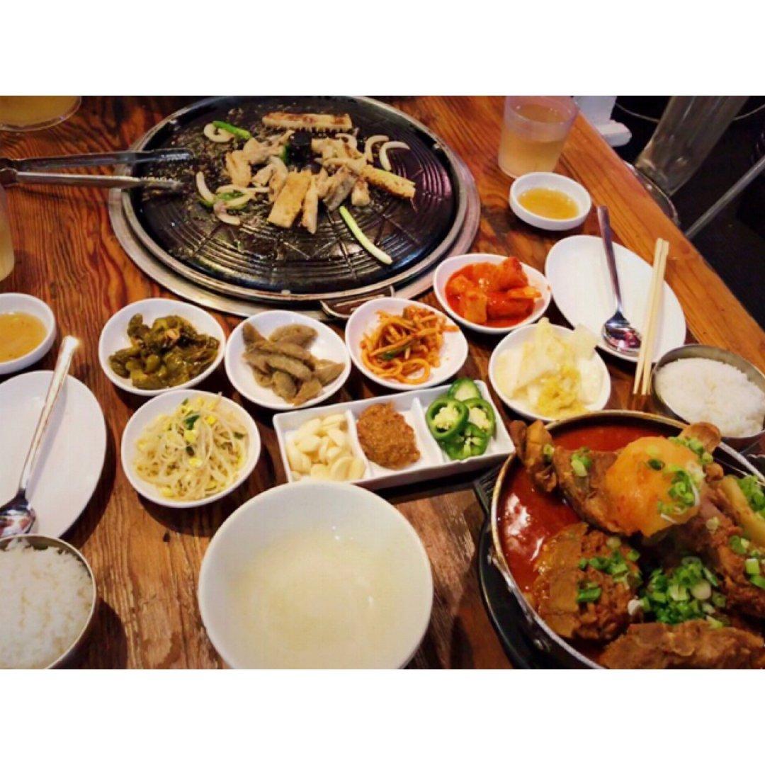 韩餐推荐·Ham Ji Park