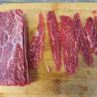 在ocado囤了好多牛肉...