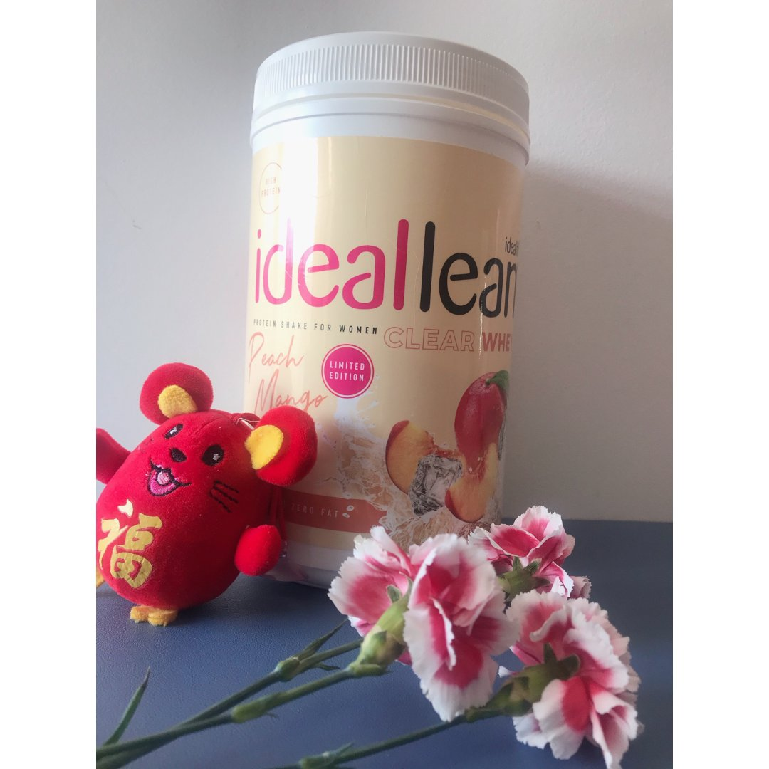 Idealfit 高颜值乳清分离蛋白粉❤...