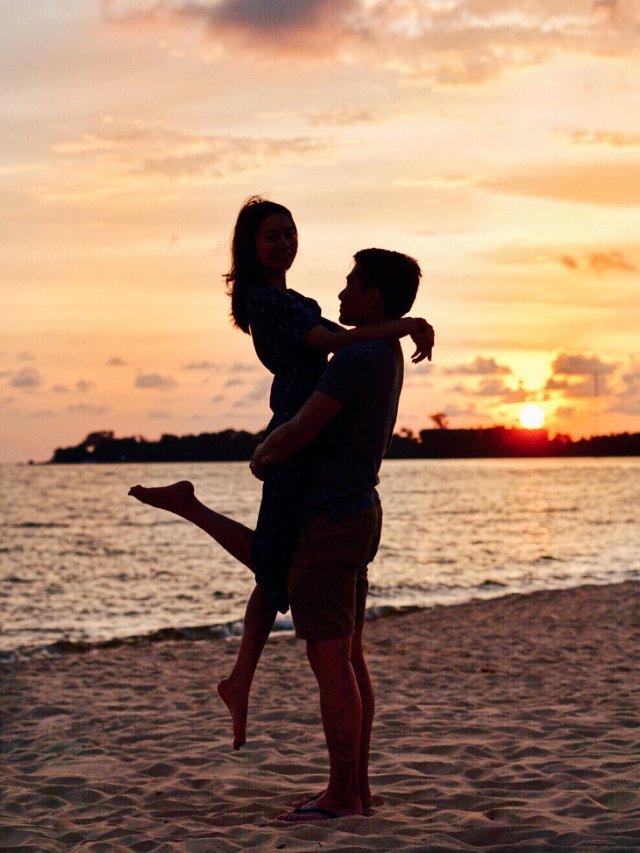 DIY旅拍 | 拒绝游客情侣照👫