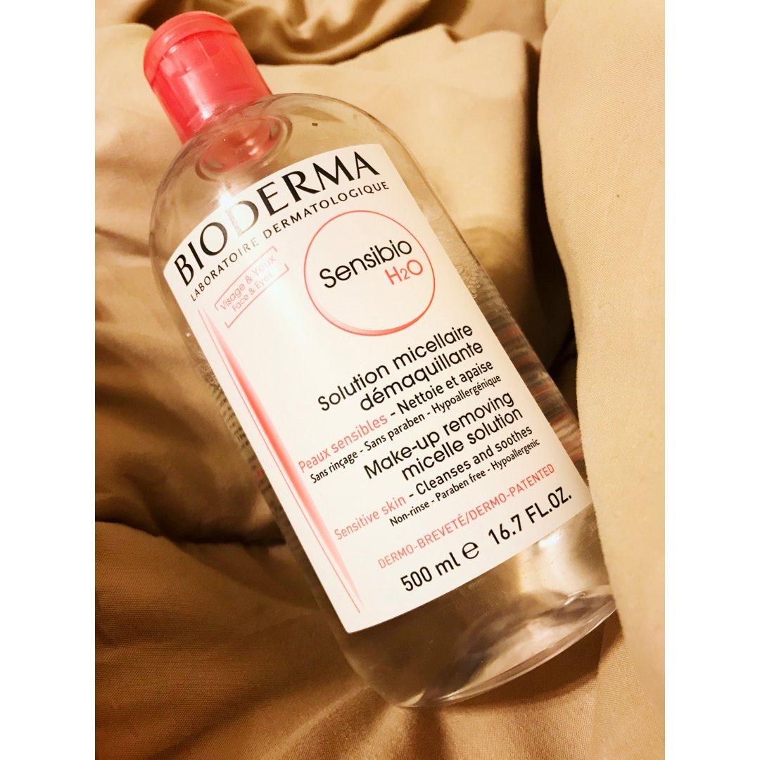 Bioderma卸妆水