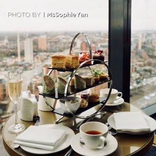 曼彻斯特美食|超美的地方喝绝美下午茶...