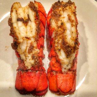 快手好菜-焗龙虾尾...