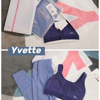 Yvette 高性价比运动服▫️不输露露...