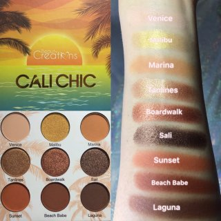 CALI CHIC PALETTE,Beauty Creations