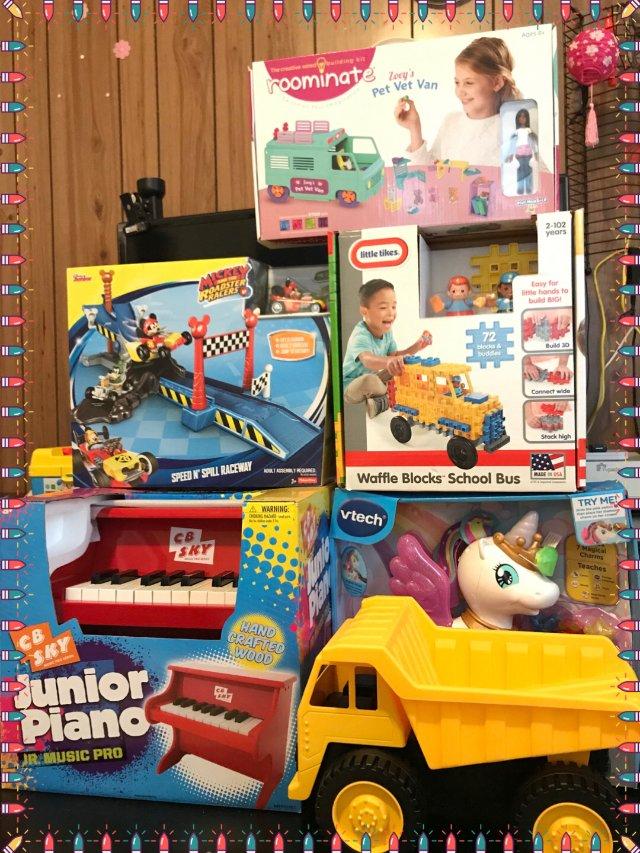 玩具控/剁手课代表之玩具大集合