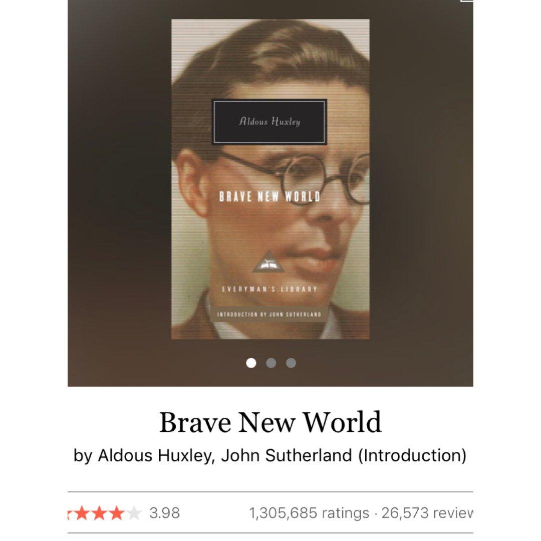 读书挑战 | 5. Brave N...