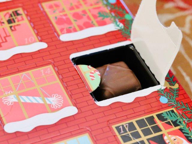回归最传统的圣诞🎄倒数日历📅 巧克力🍫
