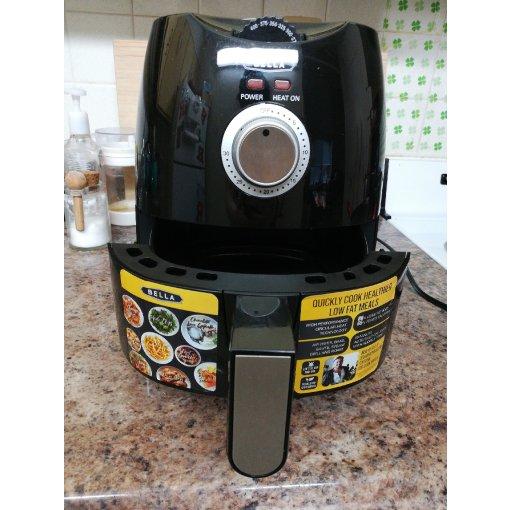 Macy's黑五战利品--便宜又好用的Bella空气炸锅
