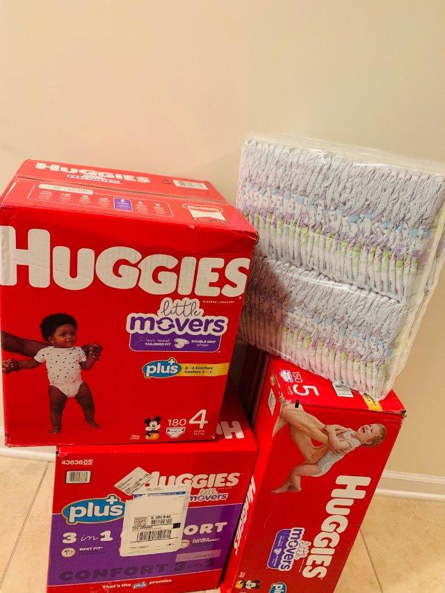 新年第一囤 | Huggies 婴...