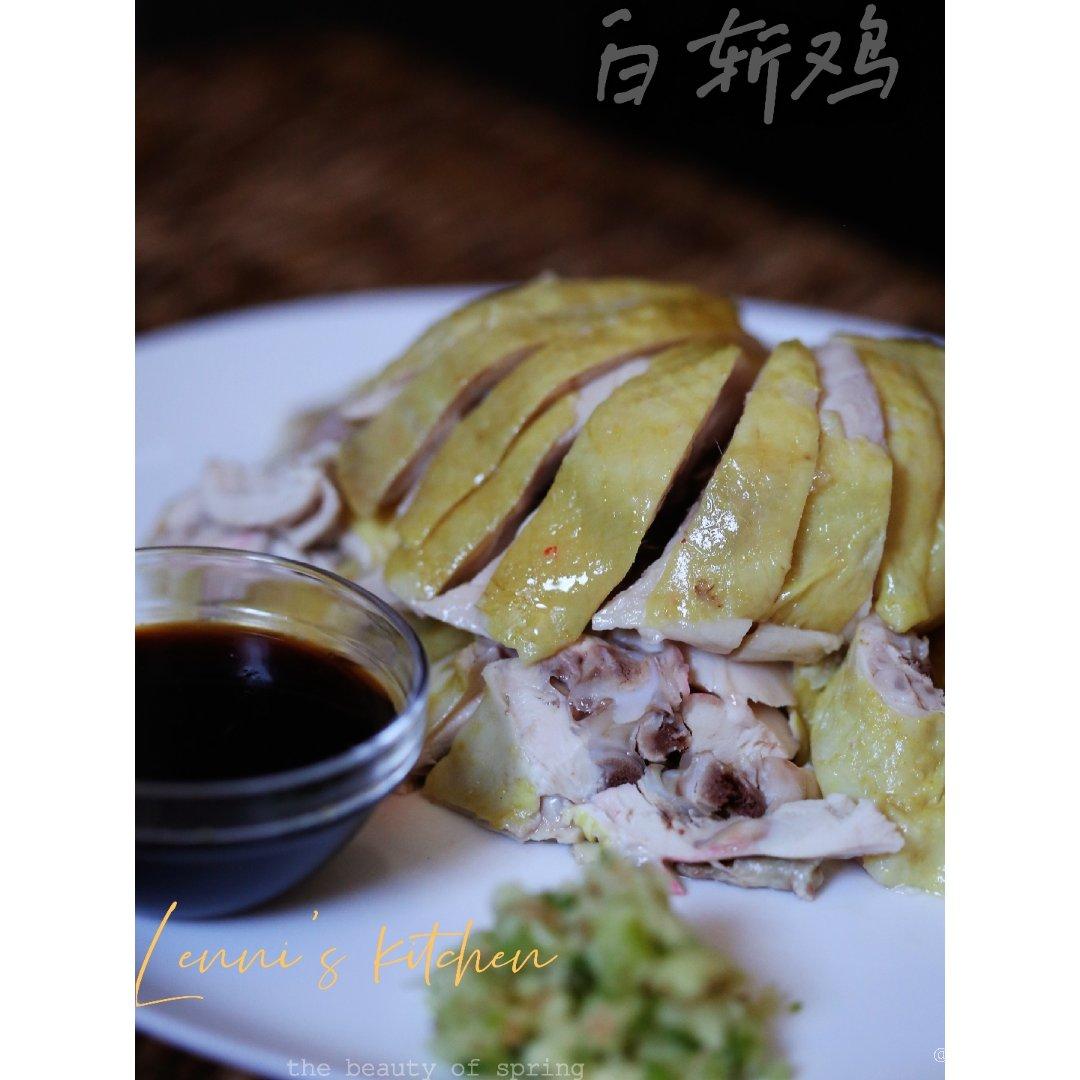 上海口味白斩鸡...