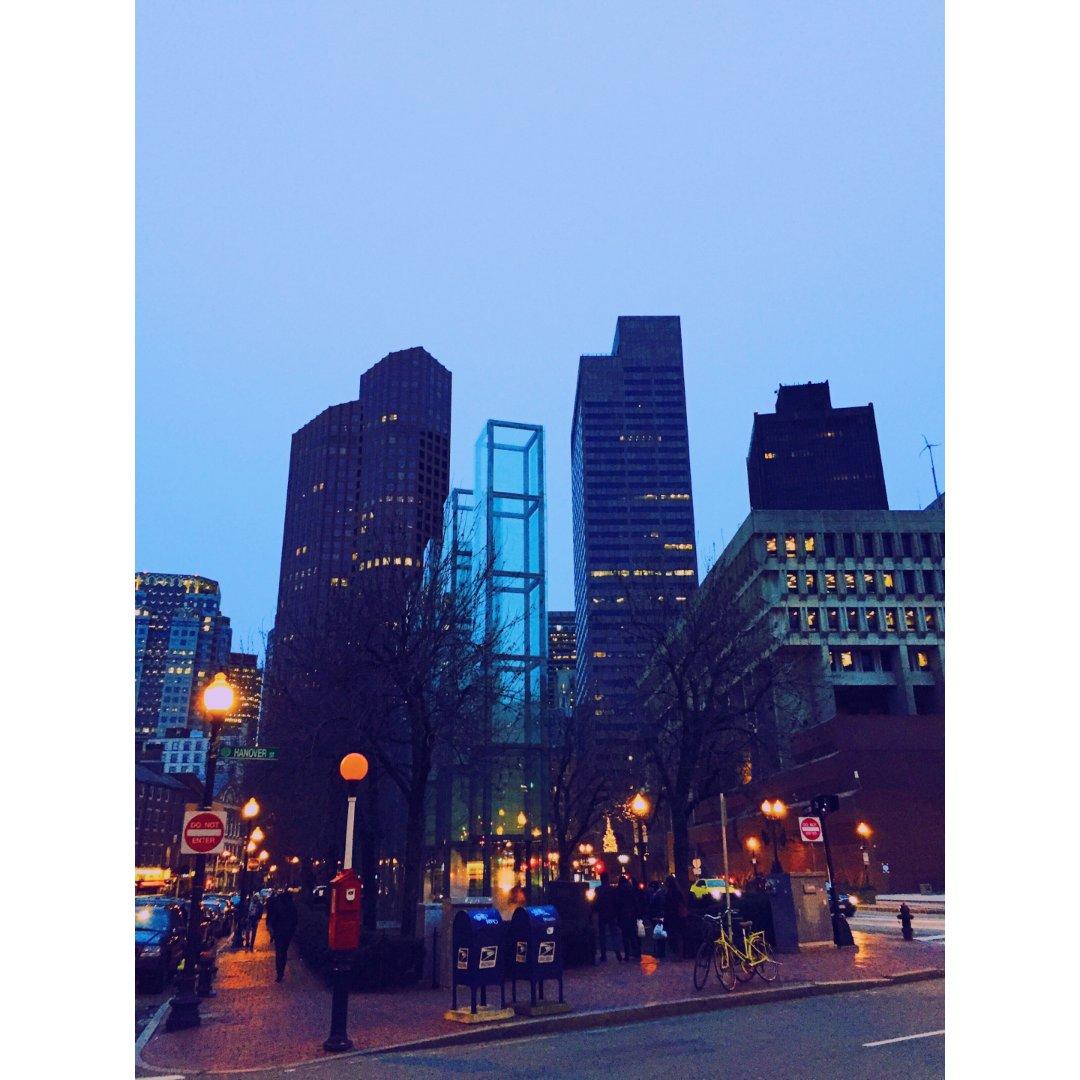 🇺🇸旅行|昆西市场,我对波士顿的初印象🦞