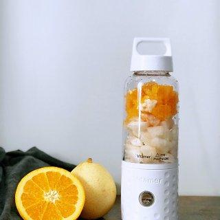 【微众测】Vitamer口袋榨汁机 | 随时随地 享受鲜榨