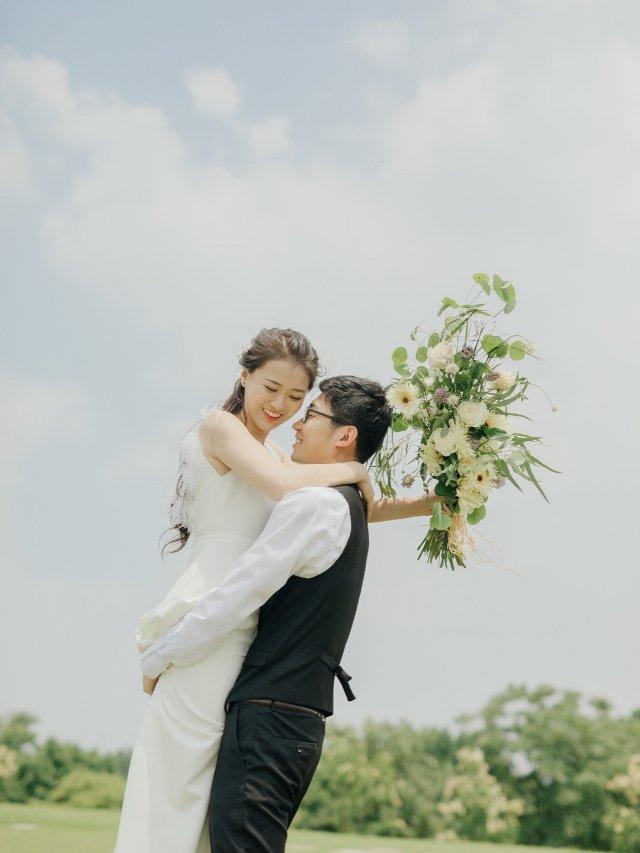 上海夏日得婚纱照 Part2: 情...