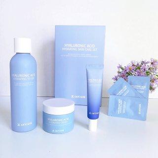 护肤补水💦新装备👉JAYJUN 复颜玻尿酸水光系列