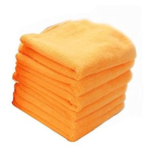 $6Chemical Guys Banger Extra Thick Microfiber Towel (16.5 in. x 16.5 in.)
