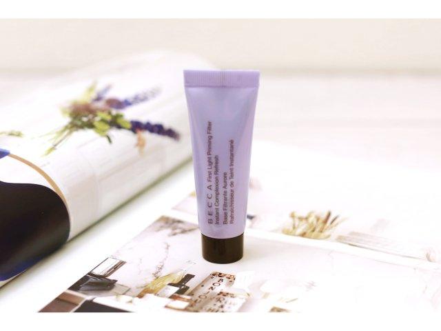 美妆|Becca紫色提亮妆前乳