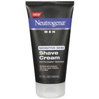 Neutrogena 敏感肌剃须膏