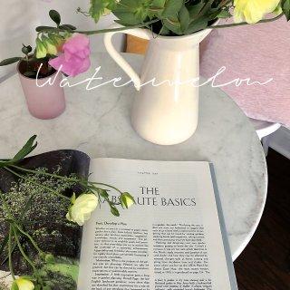 🌺花艺装饰|我家客厅的壁炉&下午茶边桌...