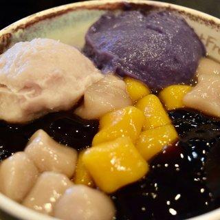 【鲜芋仙】测评|紫薯🍠新品,我来一一给你解析