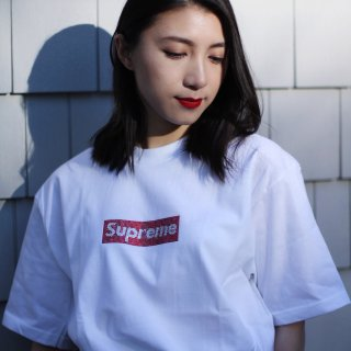 Supreme 25周年发售,施华洛世奇...