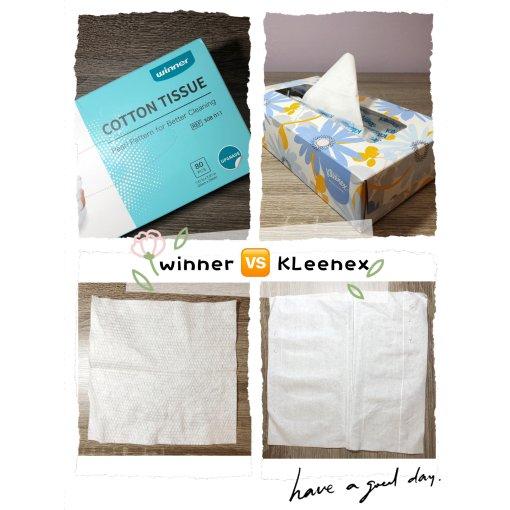 Winner棉柔巾 国货之光 敏感肌也可安心使用