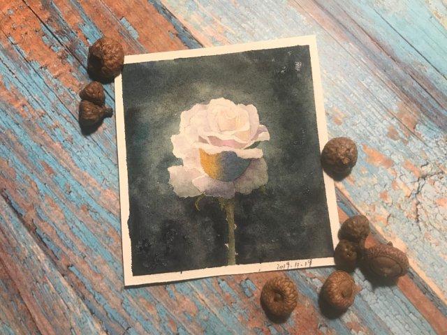 再送你一朵小花花