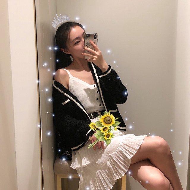 春夏穿搭:小仙女的Maje试衣间