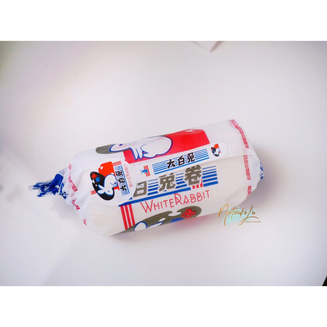大白兔🐰奶糖蛋糕卷,小时候的味道