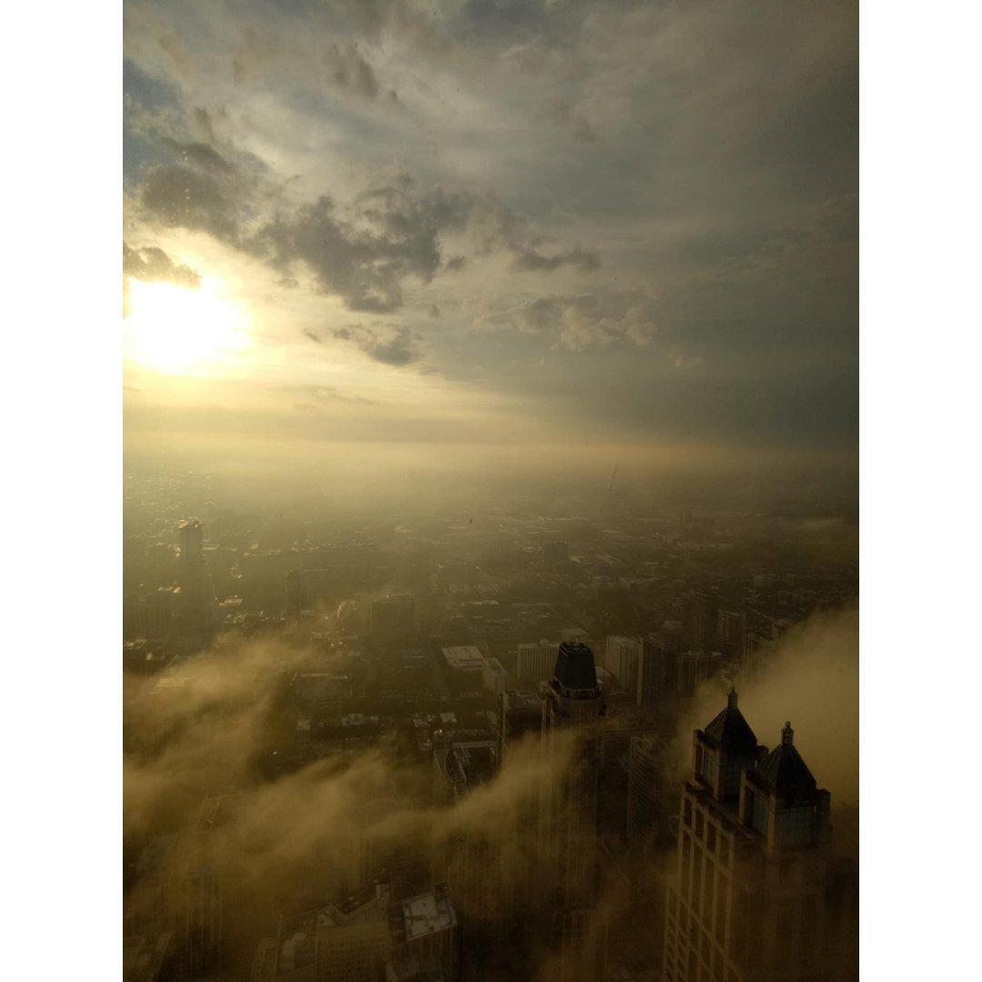 練仙气| 芝加哥看夕陽🌇