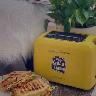 集颜值与美味于一身 Nostalgia三明治机