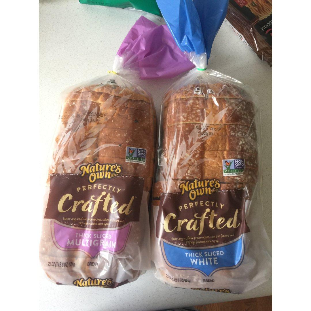 好吃的厚切面包