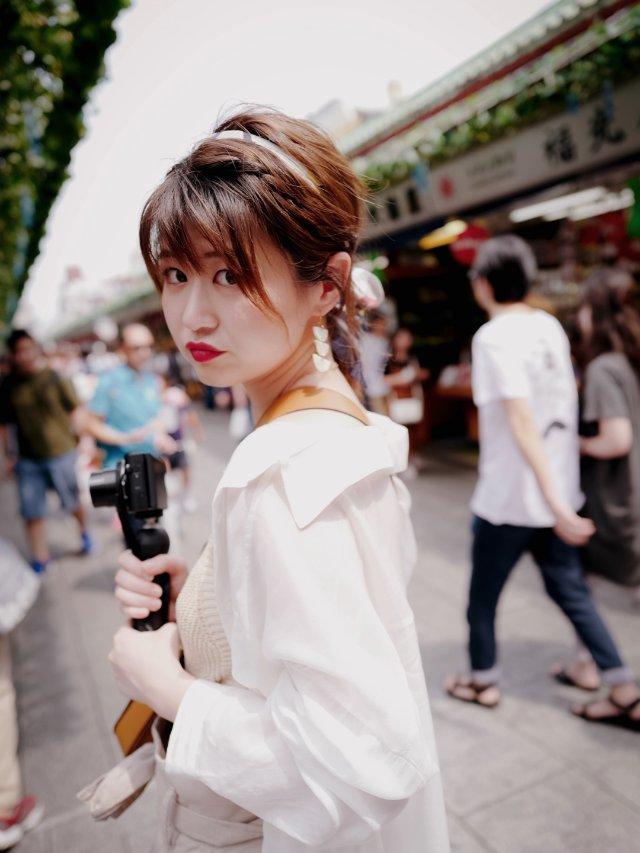 游客照第二波 | 东京浅草寺Day2
