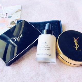 Dior Beauty,Giorgio Armani 乔治·阿玛尼,YSL Beauty 圣罗兰美妆