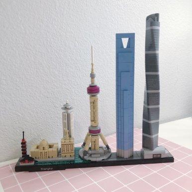 建筑系列之 上海 21039